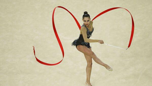Margarita Mamun, gimnasta rusa - Sputnik Mundo