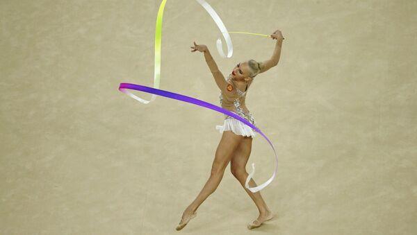 Yana Kudryavtseva, gimnasta rusa - Sputnik Mundo