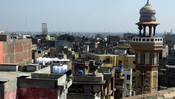 Lahore, Pakistán - Sputnik Mundo