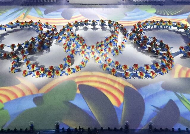 Ceremonia de clausura de los Juegos de Río 2016