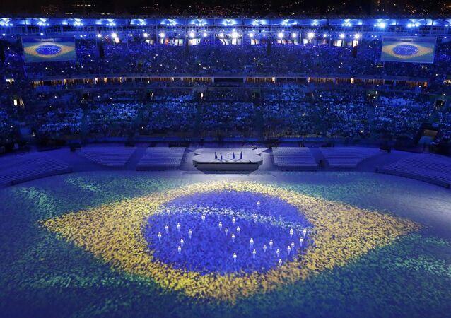 Ceremonia de clausura de los JJOO de Río de Janeiro en 2016 (archivo)