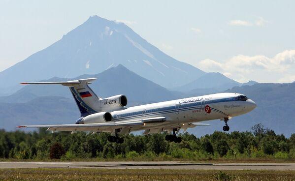 Las leyendas de la aviación civil rusa - Sputnik Mundo