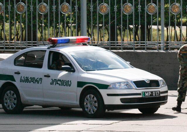 Policía de Georgia