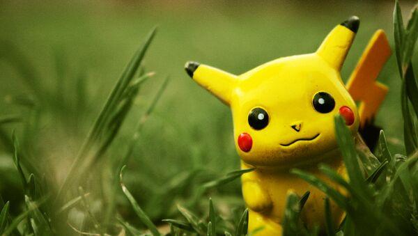 Pikachu - Sputnik Mundo