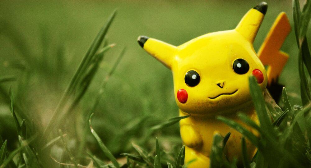 Pikachu, una de las criaturas de la franquicia Pokémon