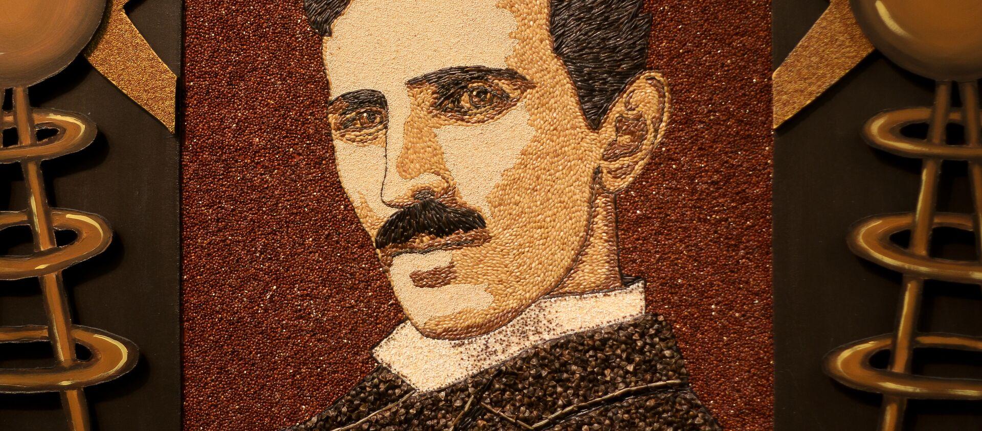 Nikola Tesla - Sputnik Mundo, 1920, 22.08.2016