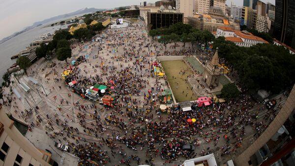 El boulevard olímpico de Río de Janeiro - Sputnik Mundo