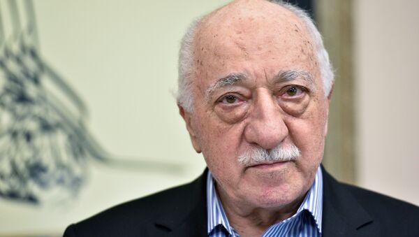 U.S. based cleric Fethullah Gulen at his home in Saylorsburg, Pennsylvania - Sputnik Mundo