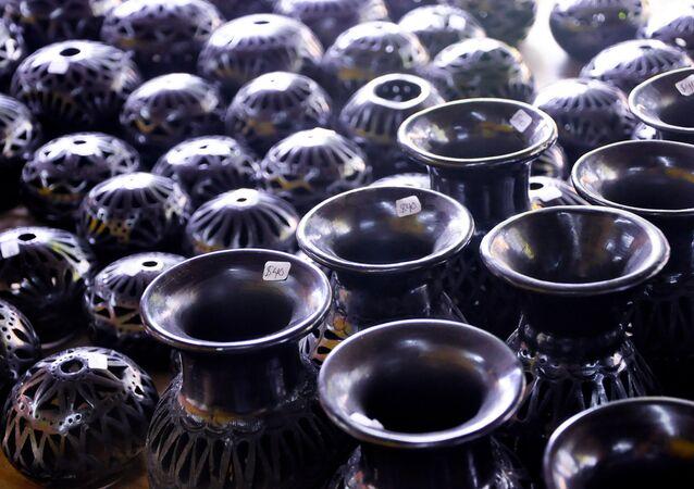 La artesanía del barro negro