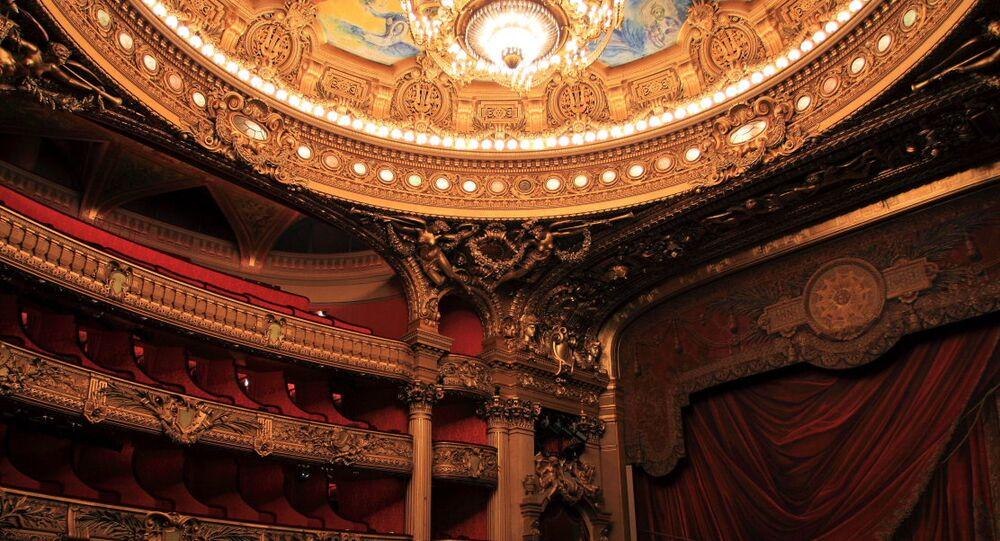 Ópera (imagen referencial)