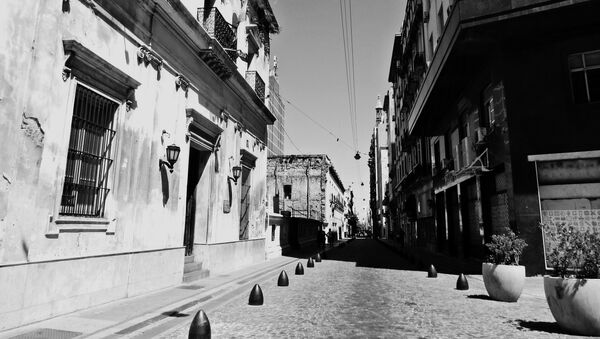 Barrio de Monserrat, Buenos Aires - Sputnik Mundo