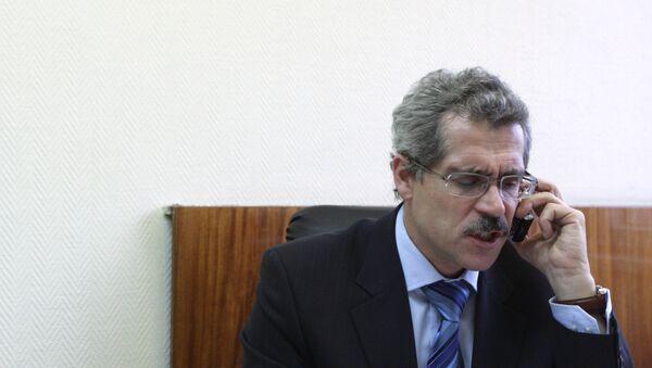 Grigori Ródchenkov, el exjefe del laboratorio antidopaje de Moscú (archivo) - Sputnik Mundo