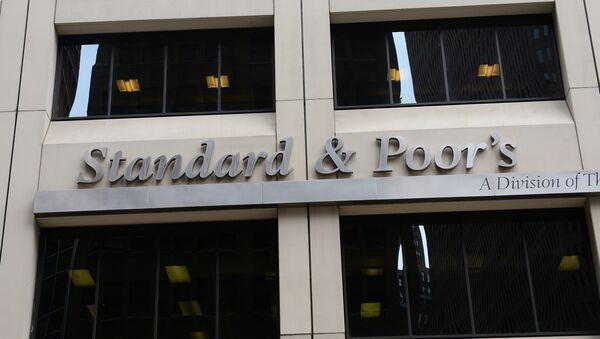 Standard & Poor's - Sputnik Mundo