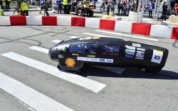 El prototipo de automóvil capaz de superar los 300 km de distancia empleando únicamente un litro de etanol - Sputnik Mundo