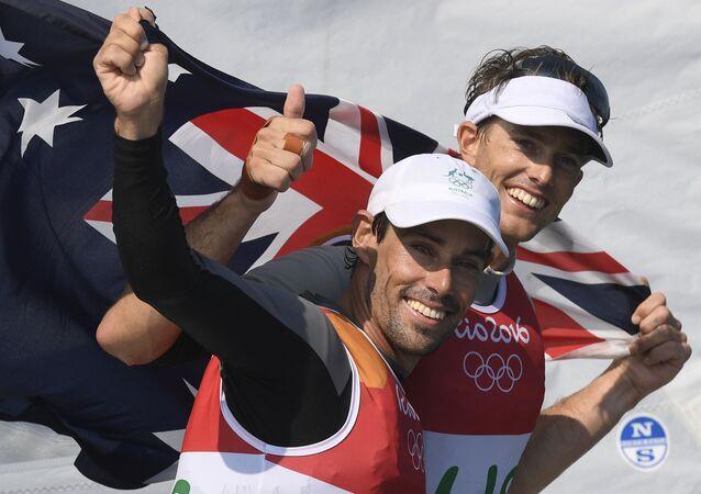 Los atletas de Australia en Río