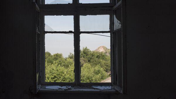 La situación en la ciudad de Górlovka en Donbás - Sputnik Mundo