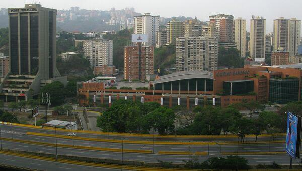Panorama de Caracas, Venezuela - Sputnik Mundo