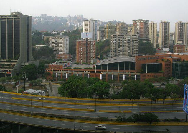 Panorama de Caracas
