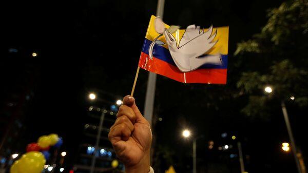 Paz en Colombia (archivo) - Sputnik Mundo