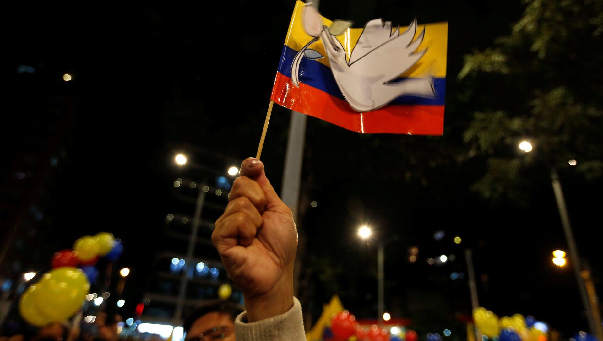 Paz en Colombia - Sputnik Mundo, 1920, 21.01.2021