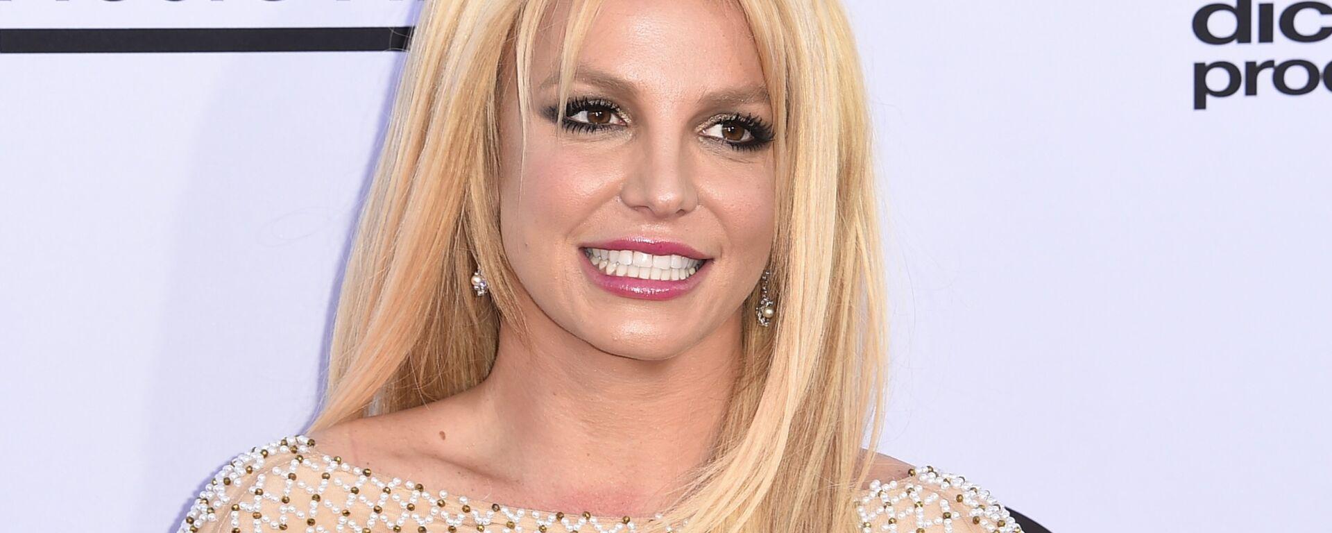 Britney Spears - Sputnik Mundo, 1920, 12.06.2019