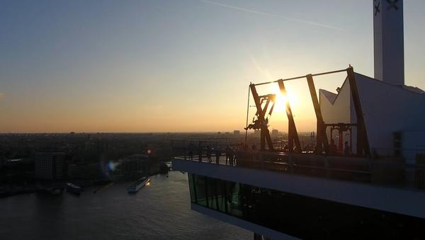 Over The Edge, el columpio más alto de Europa - Sputnik Mundo