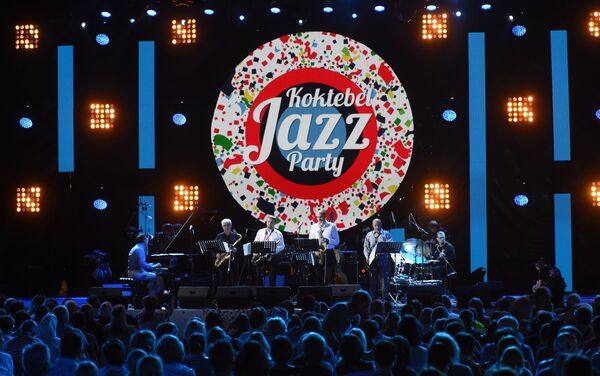 Festival internacional Koktebel Jazz Party 2015 - Sputnik Mundo