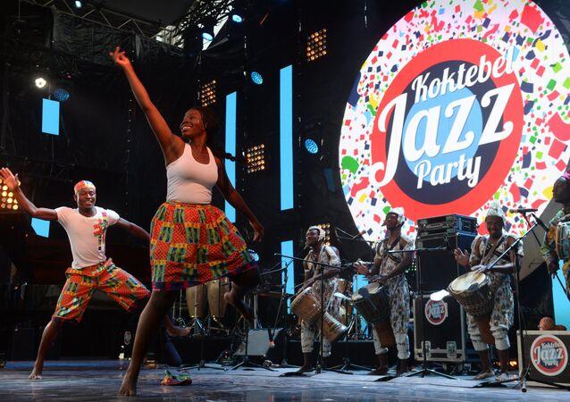 Festival internacional Koktebel Jazz Party 2015 (archivo)