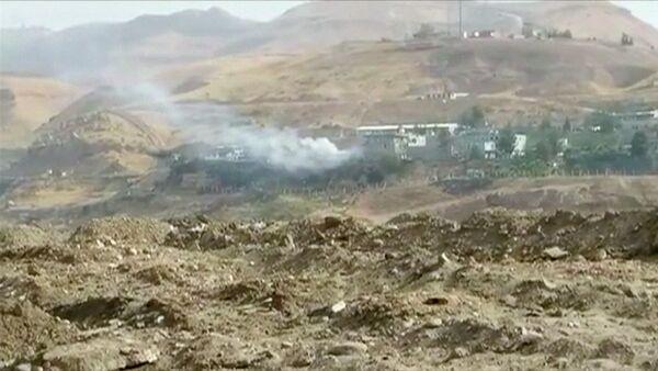 El atentado en la ciudad turca de Cizre - Sputnik Mundo