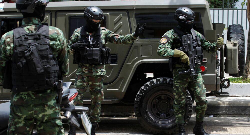 La Policía tailandesa (archivo)