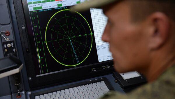 Maniobras de las unidades de guerra electrónica rusas - Sputnik Mundo