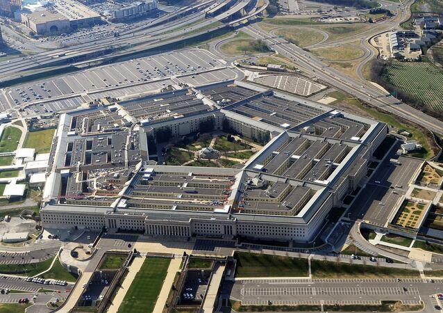 El edificio del Pentágono