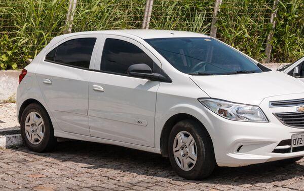 Chevrolet Onix - Sputnik Mundo