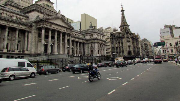 Buenos Aires, la capital de Argentina - Sputnik Mundo
