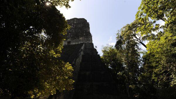 Tikal, Guatemala - Sputnik Mundo