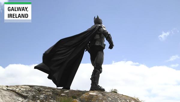 El traje de Batman - Sputnik Mundo