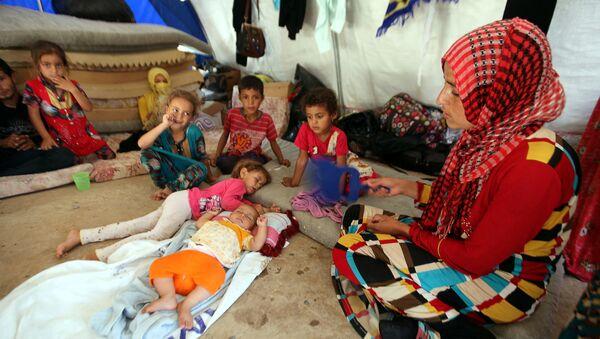 Los combates en Mosul podrían generar 1,2 millones de desplazados - Sputnik Mundo