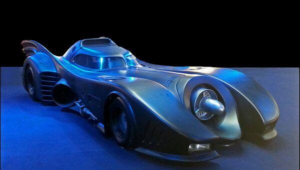 1989 Batmobile - Sputnik Mundo
