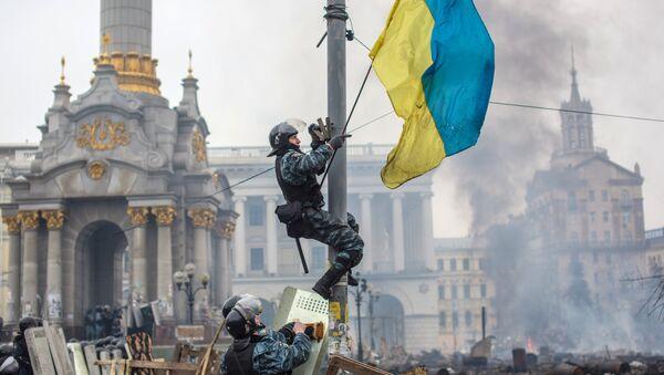 Situación en Kiev, 2014 - Sputnik Mundo