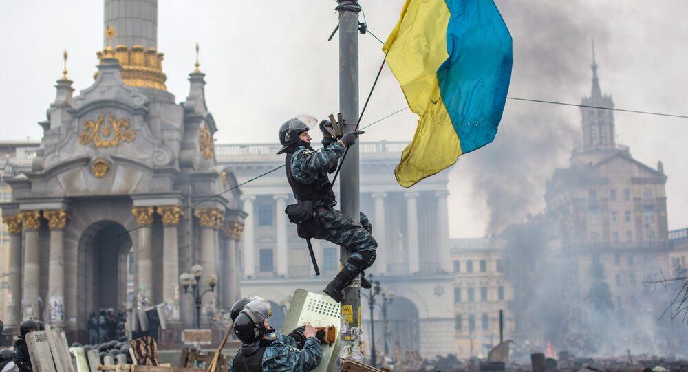 Situación en Kiev (archivo)