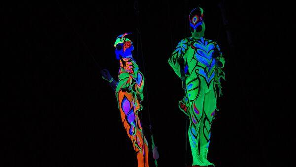 Цирковое шоу UFO. Цирк с другой планеты в Санкт-Петербурге - Sputnik Mundo