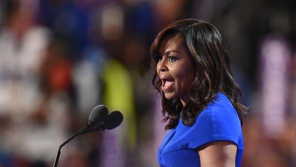 Michelle Obama - Sputnik Mundo