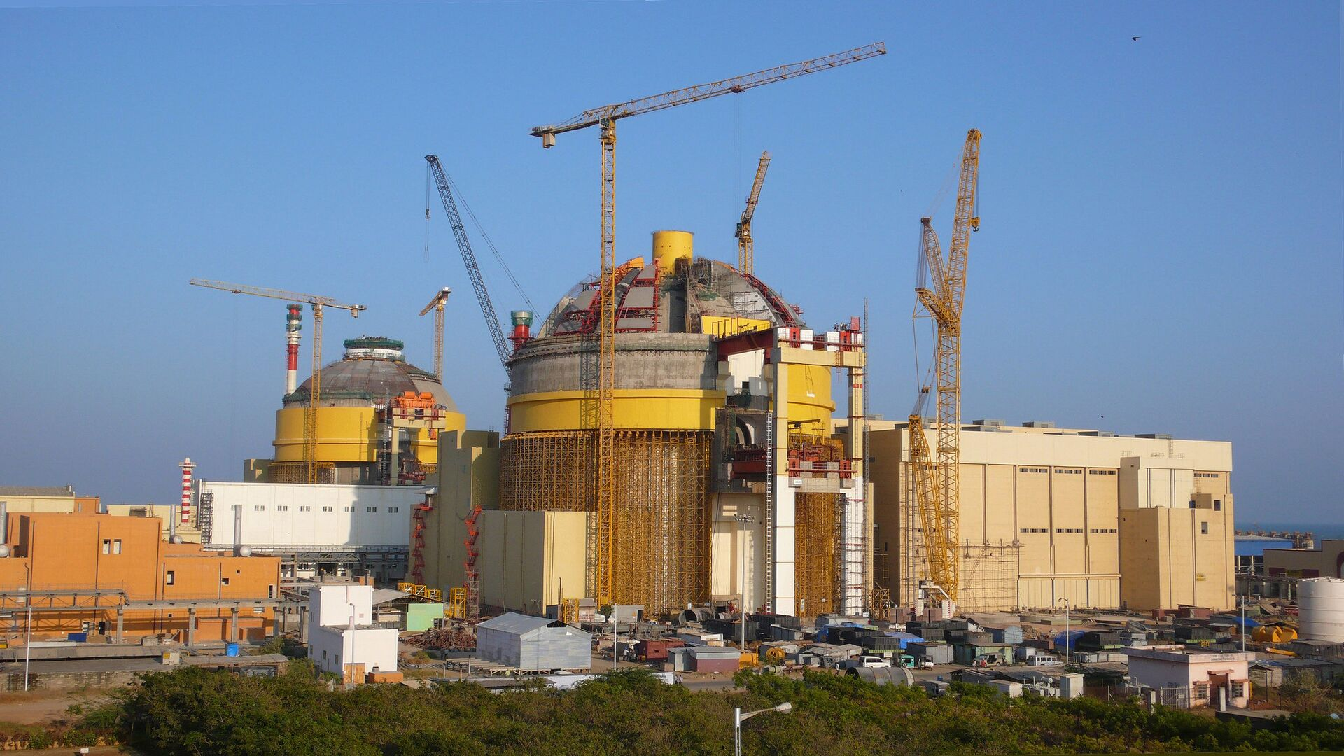 La planta nuclear india de Kudankulam - Sputnik Mundo, 1920, 29.06.2021