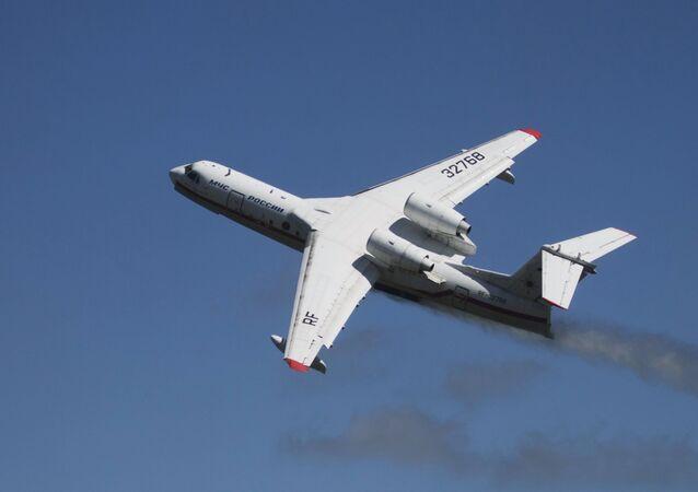 Avión anfibio ruso Beriev Be-200