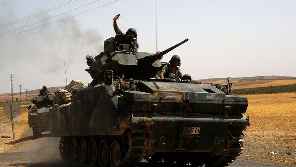 Escalada del conflicto en Siria (Archivo) - Sputnik Mundo