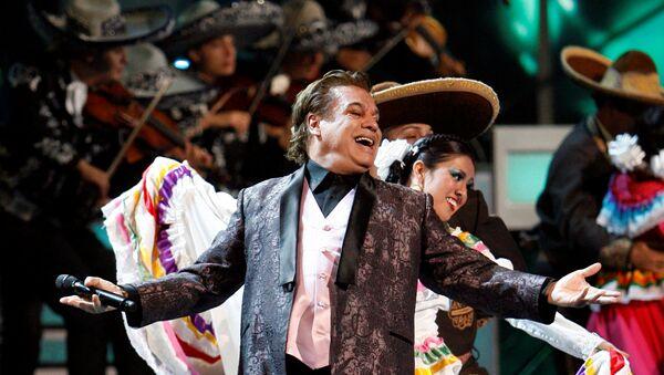 Juan Gabriel, el cantante popular mexicano - Sputnik Mundo