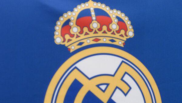 Real Madrid logo - Sputnik Mundo