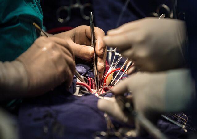 Una operación en el corazón