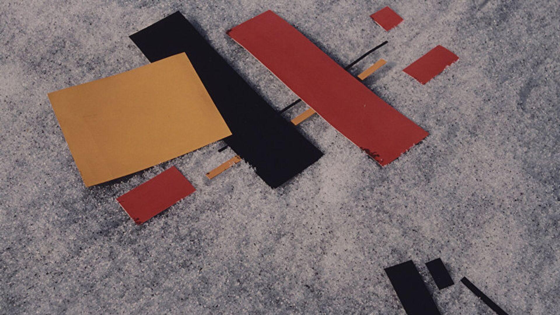 Una pintura de Francisco Infante-Arana, 1968-70 - Sputnik Mundo, 1920, 21.03.2021