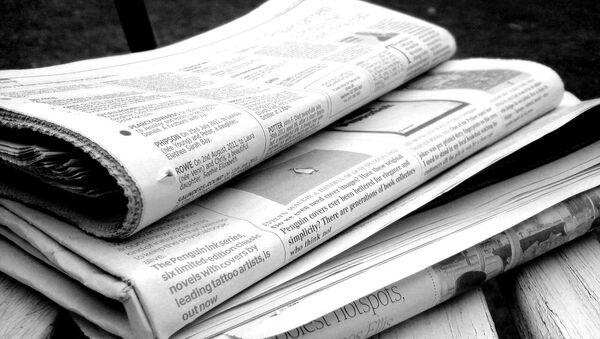 Los periódicos - Sputnik Mundo